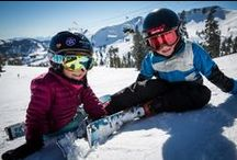 Family Fun at Squaw Valley, Lake Tahoe / by Squaw Valley