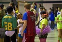 Campus Events / From performing arts events in our new Shaw Center to outrageous Campus Organization of Social Activities (COSA) events like dodgeball, Graceland's campus is always full of fun things to do!  / by Graceland University