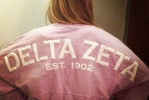 delta zeta / by Jessica Taylor