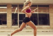 health.fitness. / by Sarah McCammon