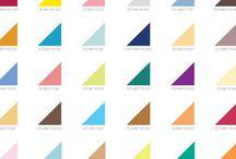 Colour palette / by KC Coats