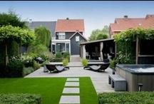 voor in de tuin / by Anke Mathijssen