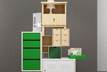 meubel make-over / by Anke Mathijssen