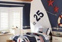 Kids Bedroom: Nautical / by GeorgiaGirlG
