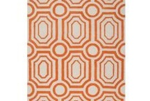 Orange/Grey Living & Dining / I loved the challenge of working with orange; it is not a color I would usually choose.   / by sally ewing