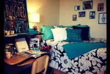 Making Yourself at Home / Tips, rules and ideas for decorating your room. / by RLSH At SMU