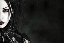 Goth stuff Deathangel Likes / Gothic stuff Deathangel the artist is into  / by Kellyportfolio Illustrations