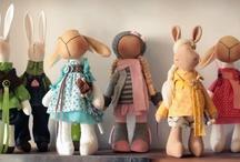 Beautiful dolls (lindas bonecas) / by lucia Lima