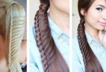 BEAUTY: Hair- Braided Styles / Hair- Braided Styles / by Lady Katie