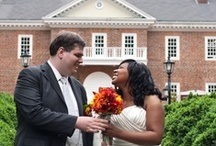 Guilford Weddings / Are you a Guilford student, alum, faculty or staff member? Send your wedding photos to webcomm@guilford.edu and we'll pin them to our board!  / by Guilford College