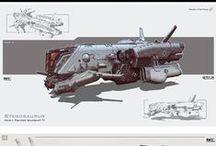 Vehicle / by Igor Esaulov