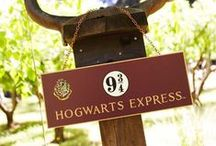 Harry Potter Themed Wedding / by ACE Events