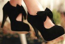 Shoes / by Evangeline Walker