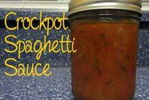 Crock Pot Recipes / by Terri Babin