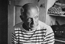 Pablo Picasso / by John McIntosh