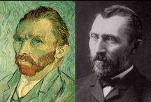 Vincent Van Gogh / by John McIntosh
