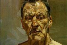 Lucian Freud / by John McIntosh
