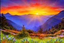 Sunrise...Sunset / by Joan Keller