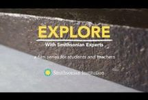 Smithsonian Experts Videos to Share with Students / by Smithsonian Education