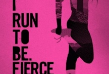 She can run  / by Crystal Gallagher