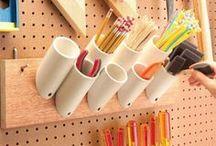 Garage Accessories / Accessories can make a regular garage a GREAT garage.  / by Chamberlain