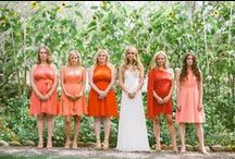 Bridal Party / Cute ideas for the supportive gals in your life. / by Ruche Bridal