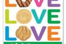 Cookie Merchandise / To purchase items, please visit the GSSA shop! http://shop.girlscoutssa.org/cookie.html / by Girl Scouts of Southern Alabama