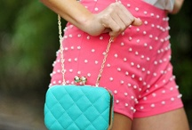 warm weather fashion / my style / by Ellen Schlehuber