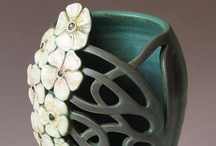 Clay - Vessels & Pots / by Kismet Art & Design Studios