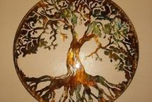 Keltisch en levensboom / by Janneke Rusticus-Salari