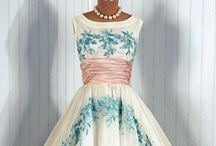 Vintage clothing and style  / by Lanna Naylor
