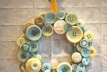 buttons / by Beverly Wight