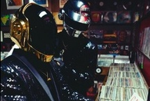 ♪♫♩☻DaFt PunK☻♪♫♩  / by ♞♣♢♠♥♛Rachel Bragg♛♥♠♢♣♞