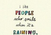 Its raining & I love it / by Cez London Fest