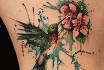 Tattoos / by Erik Rolf