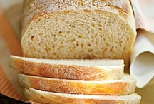 Breads and Rolls / Breads, rolls, flatbreads / by Denise Hammond