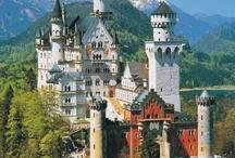 Castles that intrigue me / by James Furtado