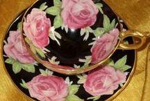Teacups / by Jamie Norvell