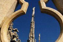 Cattedrali e ... / by Silvana Lugano