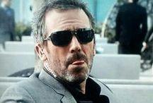 Hugh Laurie / by Shawn Fox