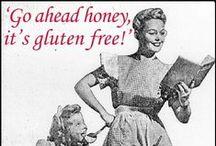Gluten Free / by Yasmin Dalman