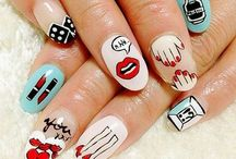 nailed it. / collection of very cool manicures.   / by Florence Clement