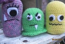 Crocheting / I love crocheting / by Karina Peschardt