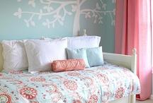 Bedroom ideas for my kids / by Aarah de Geus-Perez