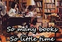 Read Books & Counting / I Love to Read and Read and Read. I am addicted / by Sharing A Bit of Romance
