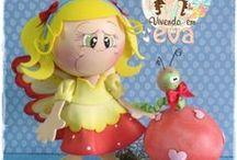 GOMA EVA / by Sofía