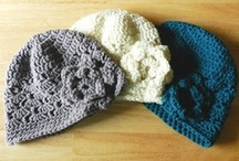 Crafts - Crochet, Hats / by Brenda Kerr