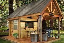 Outdoor/Deck/Patio / by Mike Watkins