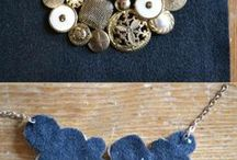 Handcrafted Jewlery / by Becca Betts