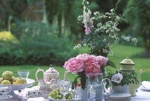 {Ideas for my Garden Tea Party}   /  Welcome to my Tea Party in the Garden. I love Tea Parties, I have gathered pretty recipes as ideas for your garden party. These ideas are great for many gatherings, baby showers, a friends birthday, mother's day! Enjoy! / by Annette Kessler